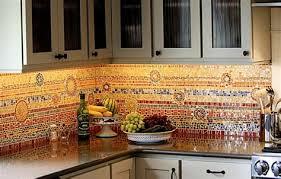 cuisine mosaique carrelage mural cuisine mosaique 11 mosa239que carrelage et frise