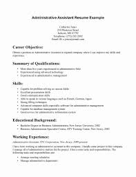 Resume Objectives For Administrative Assistants Awesome ... Administrative Assistant Resume Example Templates At Freerative Template Luxury Fresh Executive Assistant Resume 650858 Examples With 10 Examples Administrative Samples 7 8 Admin Maizchicago Proposal Sample Professional Hr Medical Support Best Grants Livecareer Unique New Office Full Guide 12 Objective Elegant