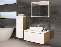 badmöbel set mocca 90 weiss gold wenge badezimmer möbel badset mit waschbecken