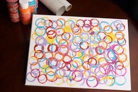 Easy Kids Art And Artwork Ideas