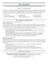 Office Administration Resume Sample With Administrative Assistant Samples Resumes Objective Statement Free Medical