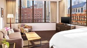 100 The Penthouse Chicago Tremont Hotel At Magnificent Mile Hotel Near