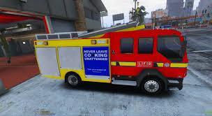 100 Gta 4 Fire Truck Mod London Truck GTA5scom