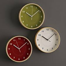 Colorful Wall Clocks Awesome Extra Large Room Decor Ideas Home Designs Insight With 12