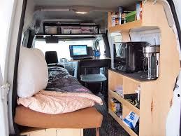 Convert Minivan Into Rv
