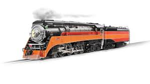 LIONEL 6 6 Southern Pacific Lines 4449 GS 4 AT