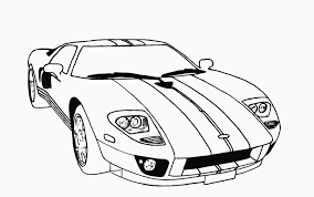 Download Coloring Pages Lamborghini Free Printable For Kids Online