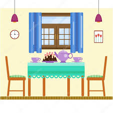 Dining Room Interior With Utensils And Furniture — Stock ... Table Chair Solid Wood Ding Room Wood Chairs Png Clipart Clipart At Getdrawingscom Free For Personal Clipartsco Bentwood Retro And Desk Ding Stock Vector Art Illustration Coffee Background Fniture Throne Clip 1024x1365px Antique Bar Chairs Frontview Icon Cartoon Free Art Creative Round Table Png