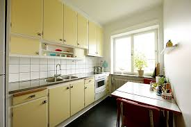 Handmade Kitchen After The Original Style From 1950