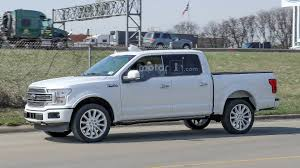 2019 Ford F-150 Limited Spied With New Rear Bumper, Dual Exhaust Insuring Your F150 Coverhound 2018 New Ford Xl 4wd Reg Cab 65 Box At Landers Serving 2wd Used Xlt Supercab First Drive How Different Is The Updated The Fast 2017 Fuel Economy Review Car And Driver Continues To Refine Bestselling Supercrew Haims Motors Watertown Lariat 4d In San Jose Cfd10257 2014 Reviews Rating Motor Trend