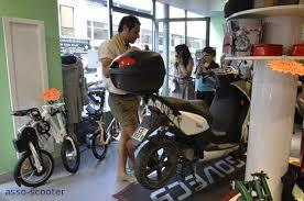 vianney bureau zero emmision tour retour gagnant asso scooter