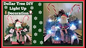 Dollar Tree DIY Light Up Centerpiece Decoration