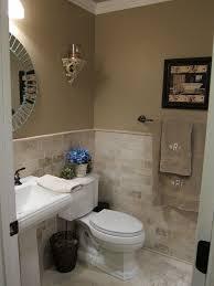Half Bathroom Decorating Ideas by Best 25 Small Half Bathrooms Ideas On Pinterest Guest Bath