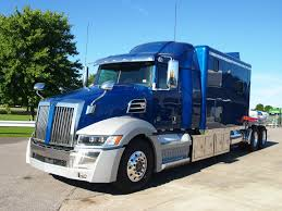 2017 Western Star 5700XE With 34 Inch Rest Cab And ARI 144 Inch ...