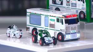100 Hess Truck Toy 2018 Truck Unveiled For Holidays KLG And Hoda Take A Look