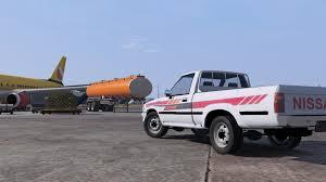 100 1985 Nissan Truck Datsun GTA5Modscom