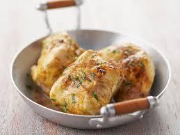 cuisine actuelle recette cuisine paupiettes de lapin ã la moutarde recette sur cuisine