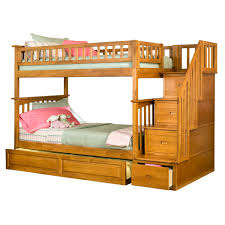 Free Plans For Bunk Bed With Stairs by Bunk Beds Bunk Bed Queen Over Full Bunk Bed Steps Plans Diy Loft