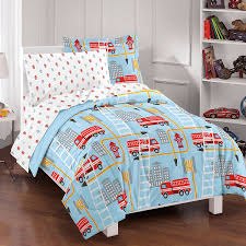 100 Fire Truck Bedding Amazoncom Dream FACTORY Ultra Soft Microfiber Comforter