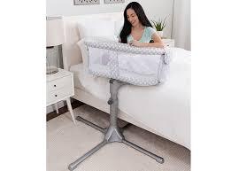 HALO Bassinest Swivel Sleeper Bedside Bassinet for Baby