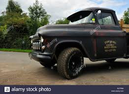100 Stepside Trucks 1955 Chevy Pickup Truck Stock Photo 28439844 Alamy