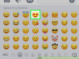 How to Enable the Emoji Emoticon Keyboard in iOS 14 Steps