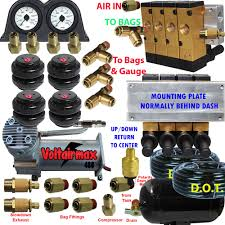 Air Bag Suspension | EBay Ultimate Air Ride 1950 Chevy Patina Youtube Leveling A Truck With Suspension Page 2 Bds 42017 Ram 2500 Gas Truck W 55 4 34 Inch Tires On Stock Air Suspension Firestone W3589017 Airide Spring Bag Basics For Towing System Install Lowrider Lift Kits Accsories Agricultural Equipment More Hendrickson Introduces Shockless Bentley Safholland Releases Ingrated Yoke Mount Axle Rear Option Peterbilt Trucks
