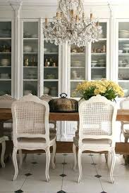 Cane Back Dining Room Chairs Painted White Bottom