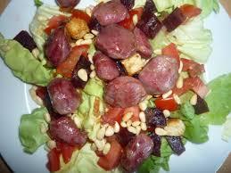 cuisine toulousaine des salades du coin cuisine toulousaine et occitane