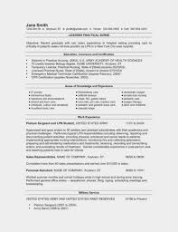 Lpn Resume Examples Professional Template 14 Sample