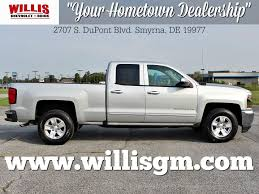 Smyrna Delaware Used Cars For Sale At Willis Chevrolet Buick