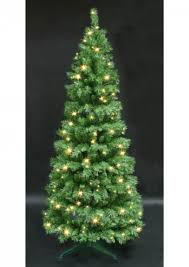 Slim Pre Lit Christmas Trees Canada by Pre Lit Pop Up Tree 6ft To 7ft
