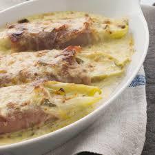 cuisiner endives au jambon gratin d endives au jambon et à la béchamel recette endives