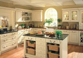 Classic Country Styled Kitchen Cabinet Design