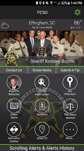 Effingham County Jail Bookings Sc by Florence County Sheriff Sc Android Apps On Google Play