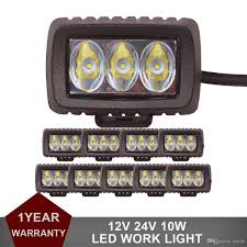 10x 15W LED Work Light Spot Flood 12V 24V Car Motorcycle Bicycle Truck SUV  ATV 4WD AWD UTE Auto Tractor Trailer Driving Fog Lamp Flood Beam Fog Lights Suv Utv Atv Auto Truck 4wd 5 Inch 72 Watts Led Light Bar Waterproof 10800 Lms Pot 6000k Color Temperature Driving 4inch 18w Cree Spot Offroad Pods 4wd Lamp Work Bulb For Pickup Jeep Toyota Hilux Revo Dual Cab White 66886 Superior Customer Vehicles Trucklite China 24inch 120w 12v Ute Honzdda 1pc Flush Mount Led Car 18w Ip67 Boat Atv Utv12v 24v Lightin Barwork From Inch 72w Roof Vehicle Searchlight Cool Details About Square Spotlight 1224v Camp Uk 7580 Buy Now Pair 6x4 45w 6led Led Lamps With Coverin Assembly 90w 4d Lens Osram Driving Lights 400w 52 Curved Tractor 4x4 Combo Strip Bracket
