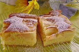 apfelkuchen schnell und fein meusle chefkoch kuchen