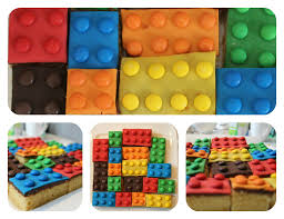 lego kuchen der kinderparty hit