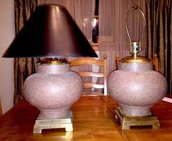 Frederick Cooper Porcelain Table Lamps by Of Vintage Vessel Lamps From Tyndale Chicago Frederick Cooper