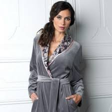 robe de chambre le robe de chambre au féminin