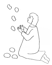 Holiday Coloring Pages Dorcas Page Bible Story For Stephen U2013 Like The