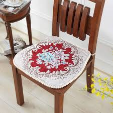 Amazon.com: QTSL Embroidered Chinese Dining Chair Cushion ... Amazoncom Cjh Nordic Chinese Ding Chair Backrest 66in Rosewood Dragon Motif Table With 8 Chairs China For Room Arms And Leather Serene And Practical 40 Asian Style Rooms Whosale Pool Fniture Sun Lounger Outdoor Chinese Ding Table Lazy Susan Macau Lifestyle Modernistic Hotel Luxury Wedding Photos Rosewood Set Firstframe Pure Solid Wood Bone Fork