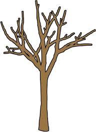 736x1006 Barren Clipart Winter Tree