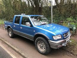 Isuzu Tf Double Cab 4x4 Pickup 3.1 Diesel (2001-51 Reg) | In ...
