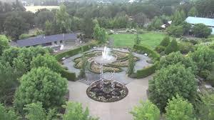 Aerial Tour of The Oregon Garden