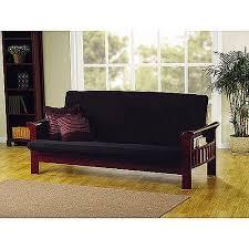 Walmart Sofa Slipcover Stretch by Mainstays Stretch Futon Cover Walmart Com