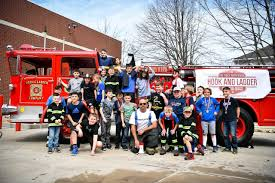 100 Fire Truck Birthday Party Hook And Ladder Company Parties