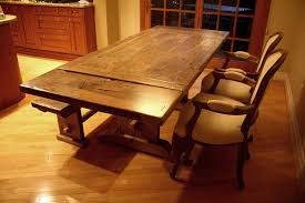 Picture Our Grey Reclaimed Wood Tables