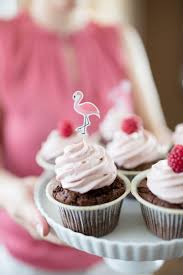 Schoko Himbeer Cupcakes