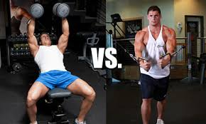 pec deck fly substitute best chest fly exercise dumbbell flys vs cable flys